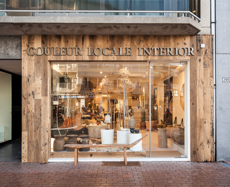 Conceptstore Couleur Locale : Couleur locale interior toerisme knokke heist