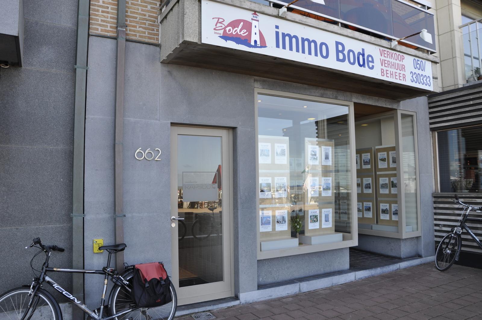 Immo Bode | Toerisme Knokke-Heist
