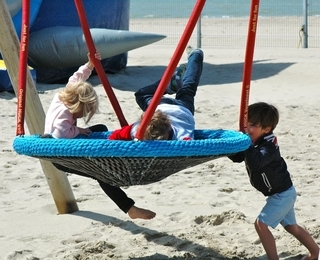 Kids Beach Sterrenlaan