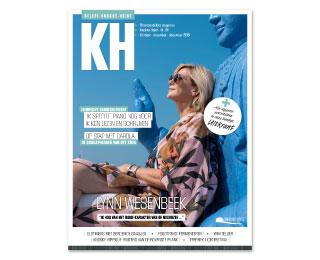 Cover KH Magazine