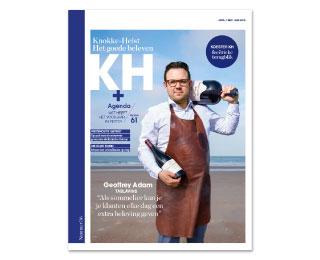 Cover KH Magazine 36