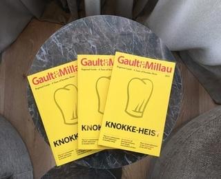 Gault&Millau Regional Guide A Taste of Knokke-Heist