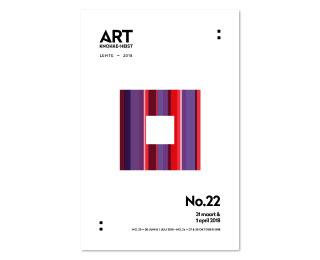 Cover ART Knokke-Heist Nr. 22