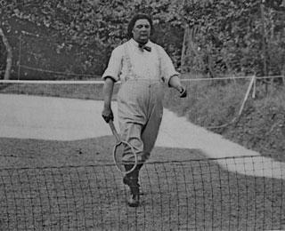 Ysaÿe - Tennis