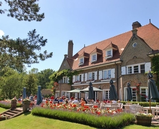 Royal Zoute Golf Club - Clubhouse