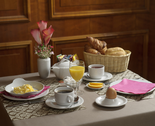 petit déjeuner Hotel Figaro