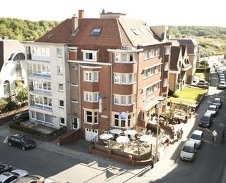 Vorderseite Hotel Du Soleil
