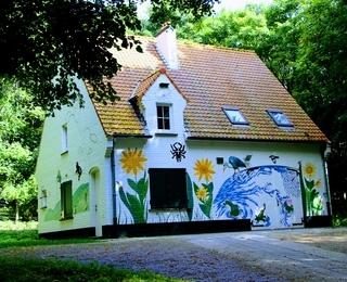 Boshuisje Willemspark