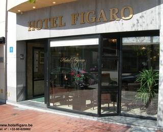 gevel Hotel Figaro