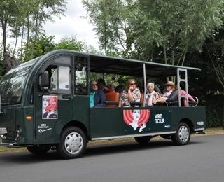 ART Tour bus