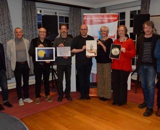 Jury Gouden Hoed 2019