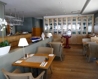 Albert interior