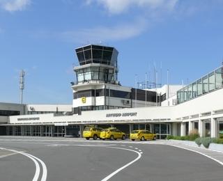 Antwerpen luchthaven