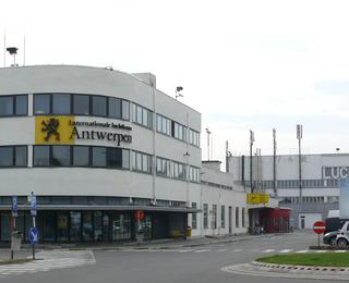 Antwerpen Flughafen