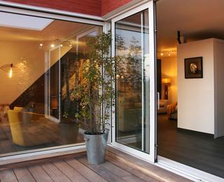 terras B2B Apartments Knokke