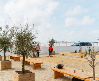 Bar d' O Beach