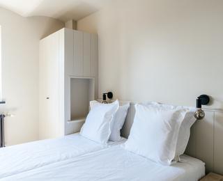 chambre à coucher Hoeve Hazegras