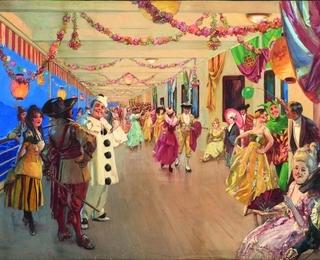 Gilbert Victor - The Masked Ball
