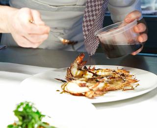 Brasserie Bristol Gericht