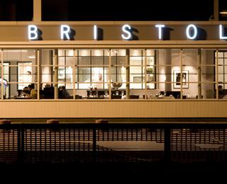 Brasserie Bristol voorkant