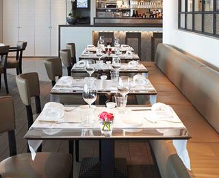Brasserie Bristol interior