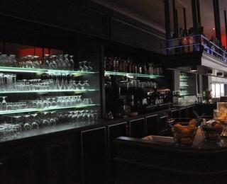Brasserie Du Zoute bar