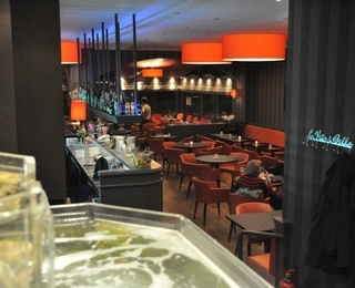 Brasserie Du Zoute intérieur