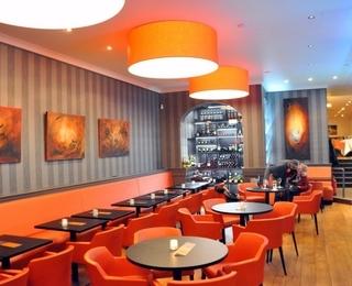 Brasserie Du Zoute interieur