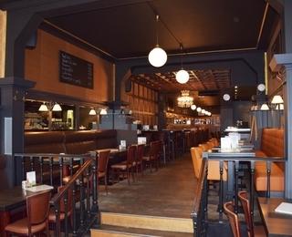 Brasserie Falstaff intérieur