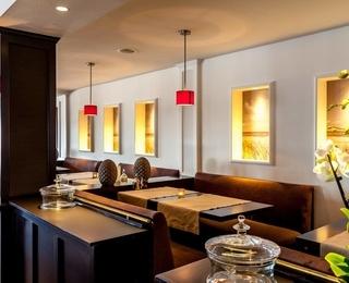 Brasserie Royale Innenraum