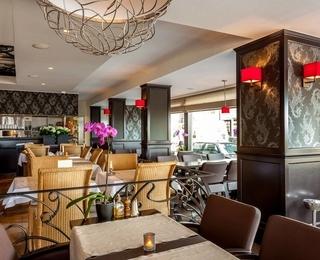Brasserie Royale interior