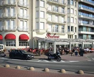 Brasserie Rubens voorkant