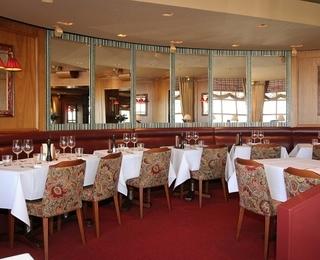 Brasserie Rubens interior