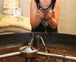 Brazila Knokke coffee