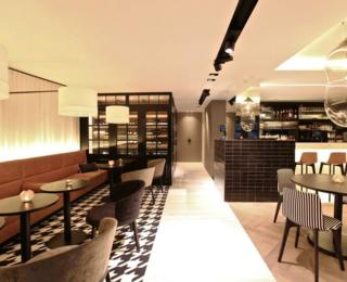 Café de Paris Innenraum