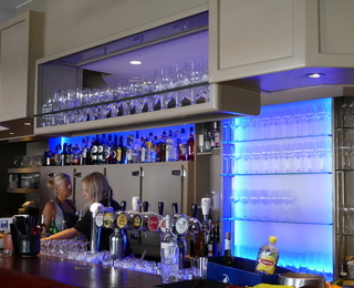 Brasserie Carlton bar