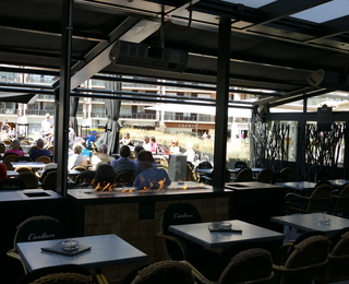 Brasserie Carlton interieur