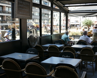 Brasserie Carlton intérieur