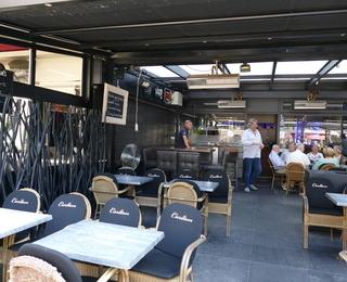 Brasserie Carlton Innenraum