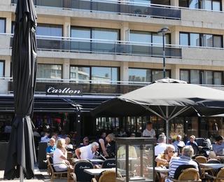 Brasserie Carlton voorkant