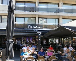 Brasserie Carlton Vorderseite