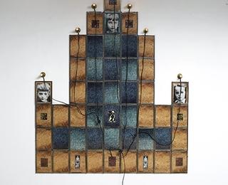 Christian Boltanski Monument Arabe