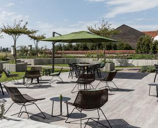 CWART terrace