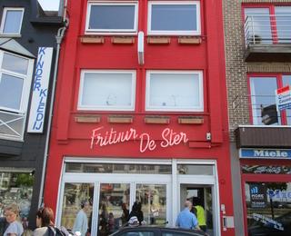 Frituur De Ster façade