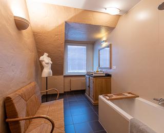 badkamer Logies de Laurier