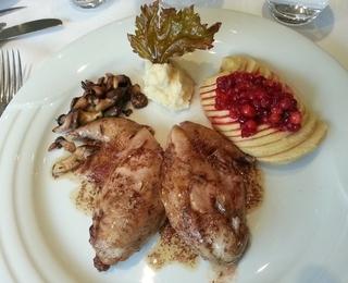 De Savoye dish