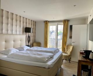 slaapkamer Villa Verdi