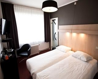 slaapkamer Hotel Du Soleil