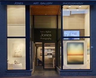 Jones Gallery Knokke Schaufenster