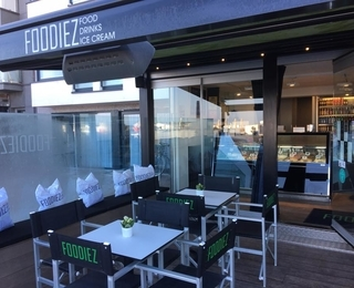Foodiez terrace